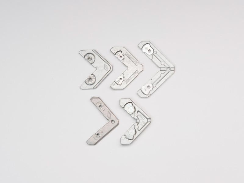 Escuadras De Alineamiento De Aluminio Inyectado «Fuji» MONTICELLI