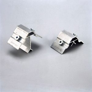 2 SCREW ALUMINIUM CORNER JOINTS